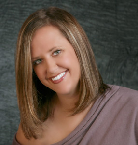 Headshot of Lubbock Photographer Leslie Ann Kitten
