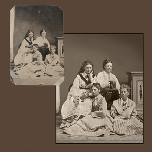 Lubbock Photographer Restoration